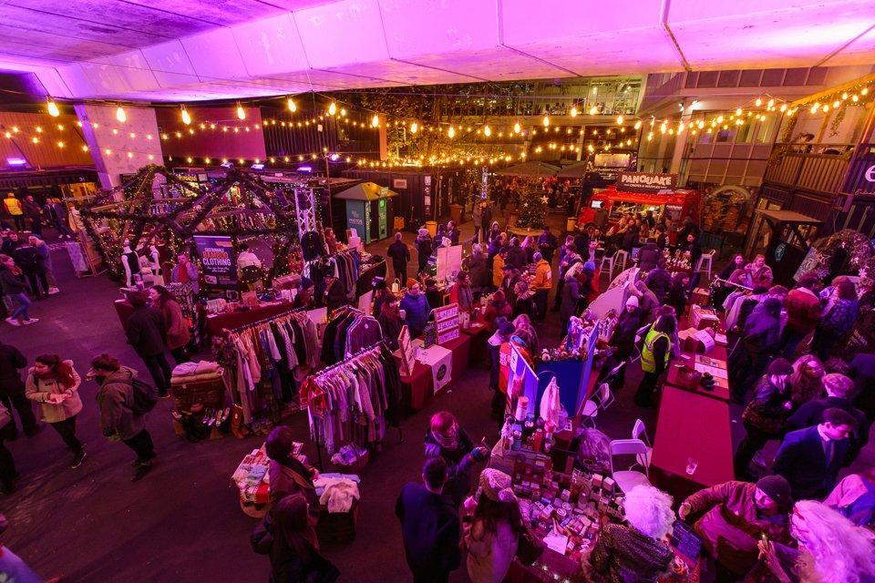 Hatch Zero Waste Christmas Market