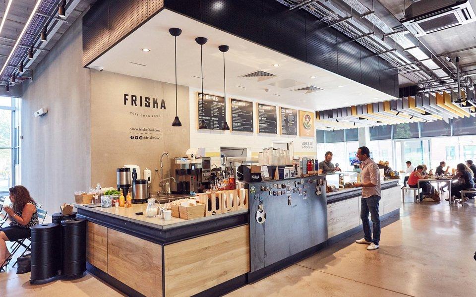 Friska cafe