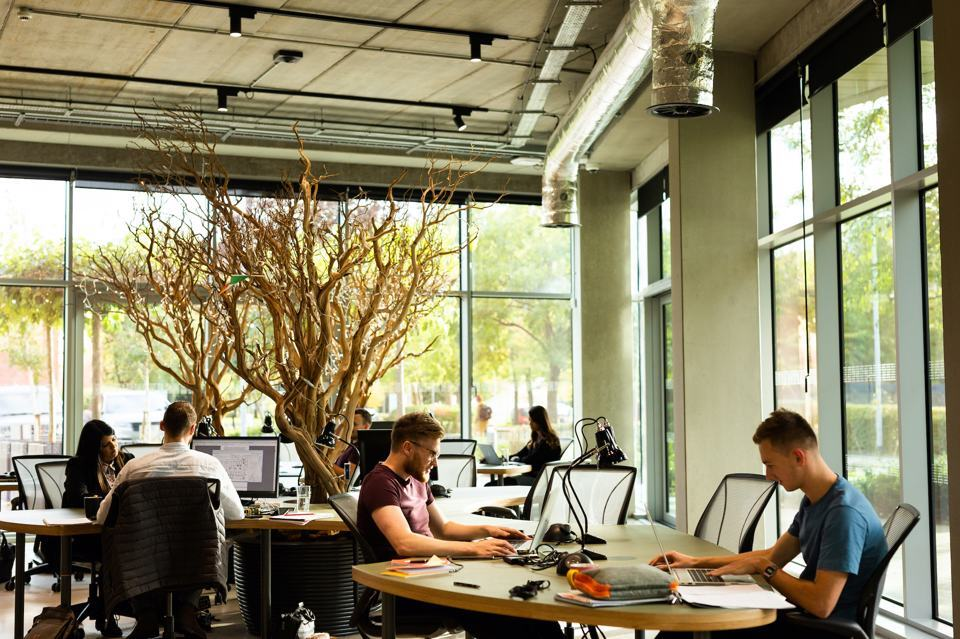 Office, coworking and lab space available with Bruntwood