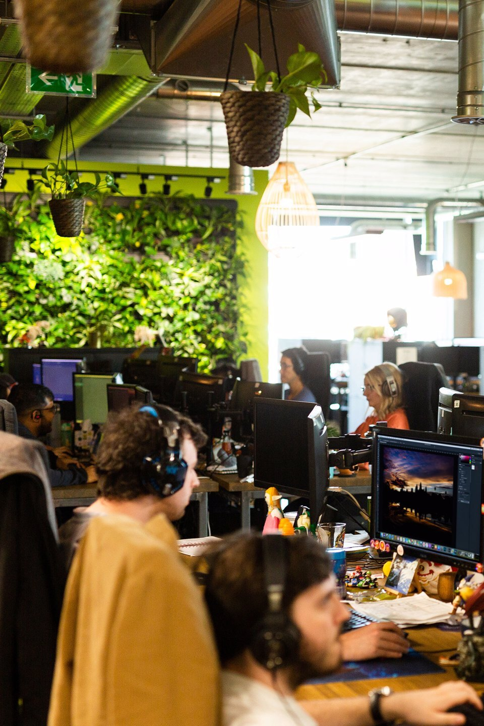 Bruntwood office space at Base