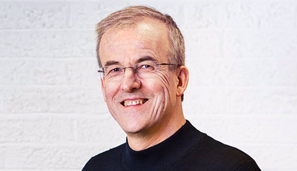 Dr David Hardman MBE